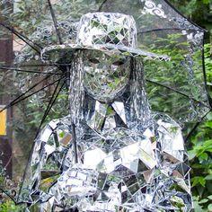 Discokugel Kostüm selber machen   Kostüm Idee zu Karneval, Halloween & Fasching