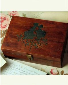 Sisterly Love Keeping Box from Victorian Trading Co.
