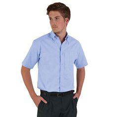 Show details for Prime Woven Shirt Short Sleeve Shirt Blouses, Shirts, Shirt Store, Button Down Shirt, Men Casual, Sleeves, Mens Tops, Fashion, Moda