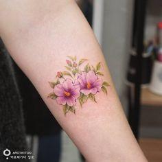 Magenta violet rose