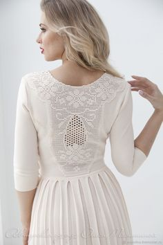"""Dress, """"Italian ice cream"""" – shop online on Livemaster with shipping"""
