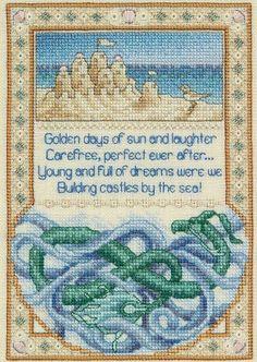 "Teresa Wentzler ""Castles by the Sea"""