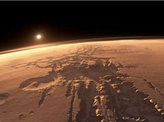 Surface of Mars: