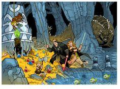 treasure hunters family by travisJhanson.deviantart.com on @DeviantArt