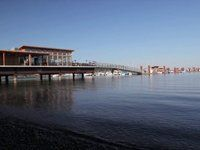 Bridgeman's bistro, mill bay, bc what a view!!!