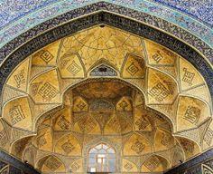 Masjed-e Jāme' de Isfahán