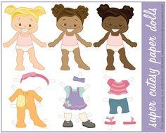 free paper dolls printable