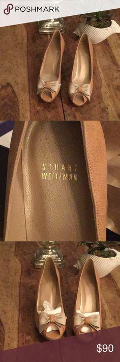 Stuart Weitzman brand new heels Never worn, bought but never wore them Stuart Weitzman Shoes Heels