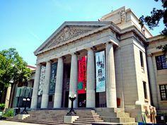 國立臺灣博物館 National Taiwan Museum in 台北市