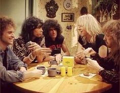 Aerosmith - is this the set of That 70's Show? Must find and watch!