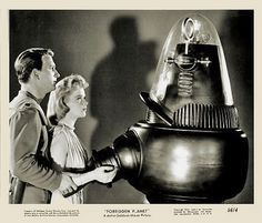 "1956 - ""Forbidden Planet"""