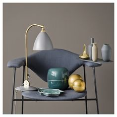 """""""We truly love the colours and design in this stillleben. Any favourites? @gubiofficial @skultuna @brostecph @kahlerdesign @muutodesign"""""""
