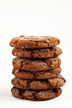 Desserts for Breakfast: Brown Butter Ginger Cookies + Happy Thanksgiving!
