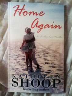 Novella Home Again by Kathleen Shoop (book review at link) #summer #romance