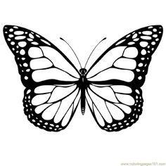 Monarch Butterfly - File will open when you click it. Pin for later if you are not ready to download immediately.
