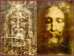 Rakbruword: THE HOLY SHROUD - The mantle of Jesus Christ