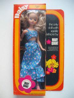 MARY QUANT DAISY DOLL ST TROPEZ (65006) ORIGINAL BOXED DOLL Model Toys   161+4