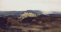 Sir David Young Cameron, Stirling Castle