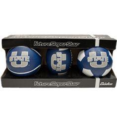 Utah State Ball 3 Pack