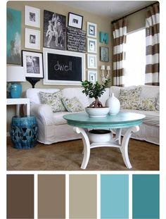 Good Living Room Colors, Design Living Room, Living Room Color Schemes, Beautiful Living Rooms, Living Room Paint, Living Room Interior, Home Living Room, Colour Schemes, Colour Palettes