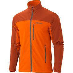 Marmot Tempo Jacket (Men's) - Softshell Jackets - Rock/Creek