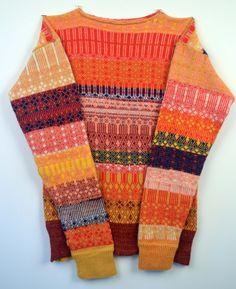 Knitwear Flats by Lucy Gwathmey, via Behance  love it