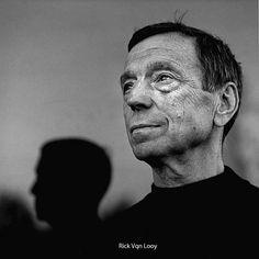 Artistiek portret door Stephan Vanfleteren