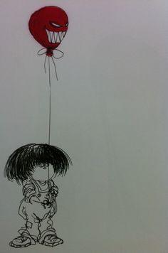 By Tim Burton I love Tim Burton's art despite his claim that he's not an artist.