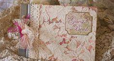 Vintage wedding guest books - Your Unique Scrapbook