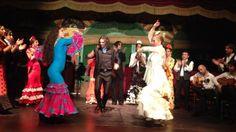 España-Andalucia-Sevilla-Tablao Flamenco (tipico de Sevilla)