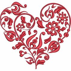 Kreations by Kara | Machine Embroidery Designs and Fonts | Forever Valentine