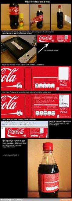 Coke hack