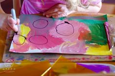 Offering Children's Art Back to Them: Children are prolific artists, but how connected are they to their art? What would happen if we offered their art back