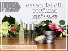 """If there's one thing I really misssince adopting a non-toxic lifestyle… It's perfume. (OK and if I'm being totally honest,junky""""cheese"""" crackers too.) Nearly all perfumes on the market today contain a chemical cocktail of syntheticfragrance, most of which act as endocrine distuptors.This means that theyinterfere with the body's natural hormones and can lead to a …"""