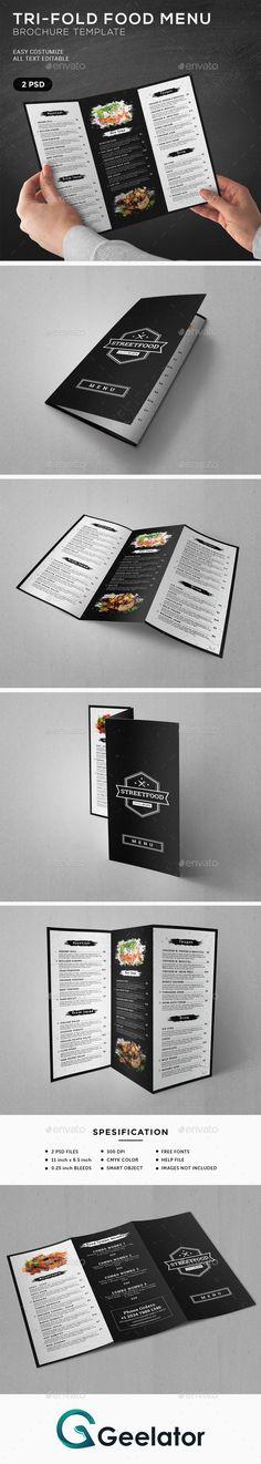 Coffee Brochure Design Tri-Fold Tri fold, Brochures and Coffee