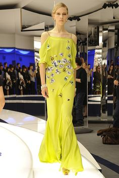 Vionnet Spring 2012....it has my fav....bumble bees all over dress...look closley..