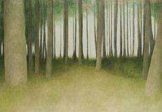 Post image 1/3 by Susanne Gottberg 1994. Oil 65x92cm