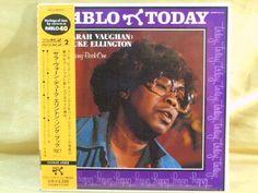 CD/Japan- SARAH VAUGHAN : Duke Ellington Song Book One w/OBI RARE MINI-LP #BebopBigBandSwing
