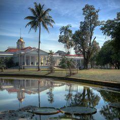 Kebun Raya Bogor (Bogor Botanic Garden), Bogor, Java - Indonesia Jakarta, Places To See, Places Ive Been, Bogor, Botanical Gardens, Bali, Tours, Island, Landscape
