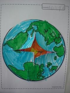 Volcanoes, Solar System, Planets, Kindergarten, Education, Space, Blog, Crafts, Science Fun