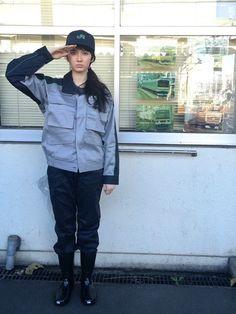 Saya Ichikawa Official Web Site > from the planet nerd [市川紗椰 オフィシャルサイト] Kawaii, Girls In Love, Japanese Girl, Just In Case, Military Jacket, Rain Jacket, Windbreaker, Nerd, Singer