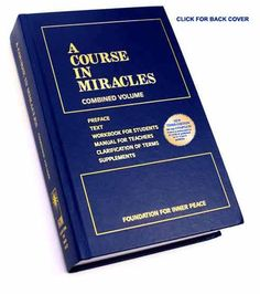 A Course in Miracles - Read through over the course of one year... worth the time and effort... life changing