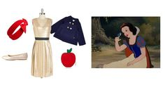 I got Snow White! Quiz: Which Disney Character Should Be Your New Year's Eve Style Inspiration? | Disney Style