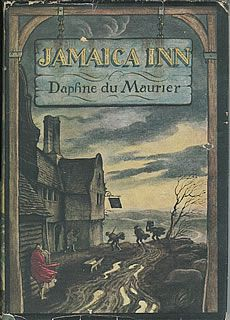 Jamaica Inn by Daphne DuMaurier The mad, albino vicar of Alturnun led a band of rogues who led ships to their doom on the rocks. They took refuge at Jamaica Inn I Love Books, Great Books, Books To Read, My Books, Vintage Book Covers, Vintage Books, Jamaica Inn, Daphne Du Maurier, I Love Reading