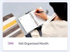 National Months, Getting Organized, Organization, Organisation, Tejidos, Shop Organization