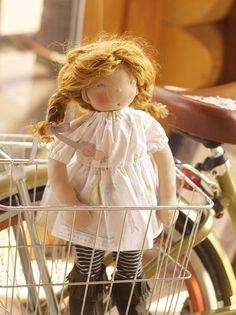 Fiona by TumbleberryToys, via Flickr