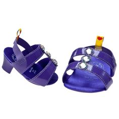 Purple Gem Heels | Build-A-Bear Workshop