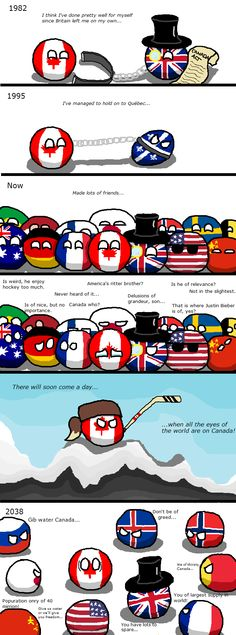 Canadian Memes, Canadian Things, Satw Comic, Funny Flags, Canada Funny, Latin Hetalia, Cool Countries, Funny Memes, Hilarious