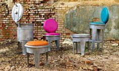 Interiérové studio Design Fabrika chystá na blížící se designérskou přehlídku Prague Design Week 2014, která proběhne od 3. do 9. listopadu, představení své nové kolekce nábytku BINS vytvořené z popelnic. Z klasických dnes již ojedinělých kovových ...