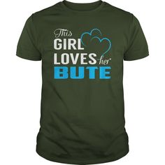 This Girl Loves Her BUTE Name Shirts #gift #ideas #Popular #Everything #Videos #Shop #Animals #pets #Architecture #Art #Cars #motorcycles #Celebrities #DIY #crafts #Design #Education #Entertainment #Food #drink #Gardening #Geek #Hair #beauty #Health #fitness #History #Holidays #events #Home decor #Humor #Illustrations #posters #Kids #parenting #Men #Outdoors #Photography #Products #Quotes #Science #nature #Sports #Tattoos #Technology #Travel #Weddings #Women